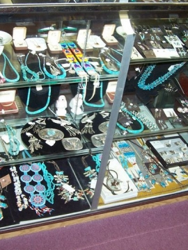 Space 61 - Ron & Lucille Wold - Vintage Turquoise Jewelry