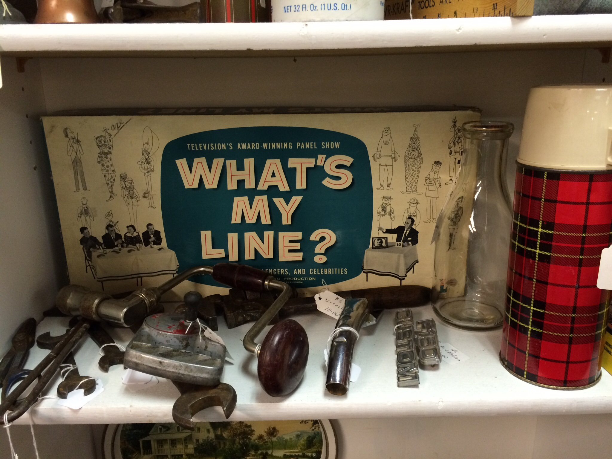 What S My Line Le Stuff Antique Mall